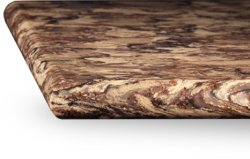 Bullnose edge - The Countertop Company